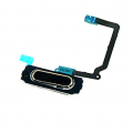Samsung Galaxy S5 G900 Home Button with Flex Cable [Black]